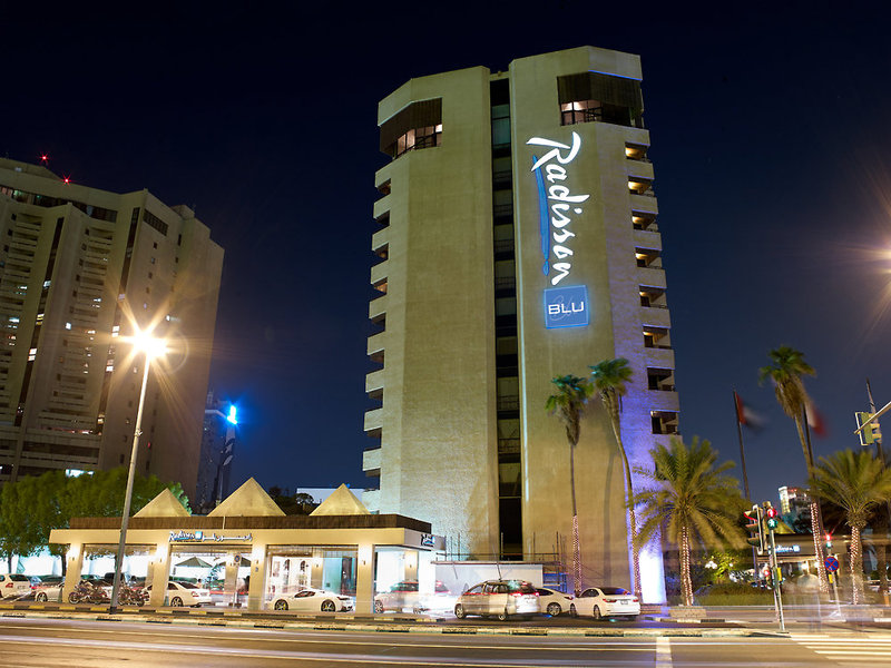 Radisson Blu Dubai Creek 5* Vereinigte arabische Emirate